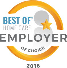 Best of Home Care Employer of Choice