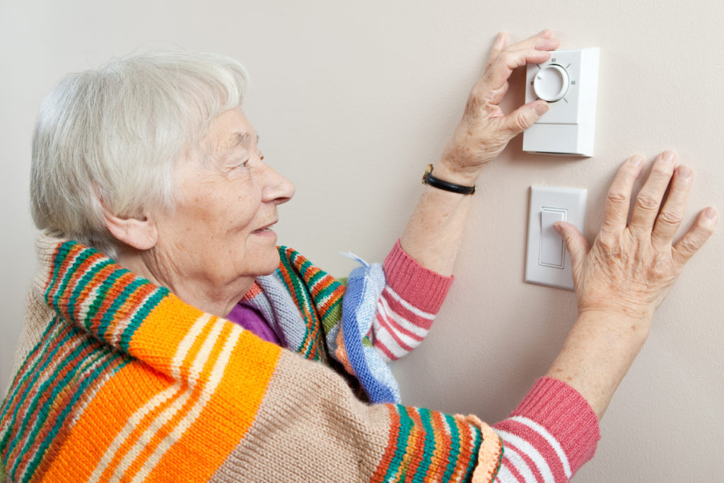 signs of hypothermia in seniors - elderly care st. louis