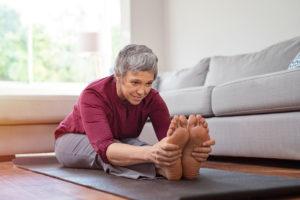 healthy senior feet - best st. louis home care agency