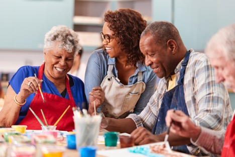 Classes for older adults