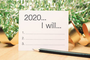 Practical New Year's Resolution Goals for Caregivers