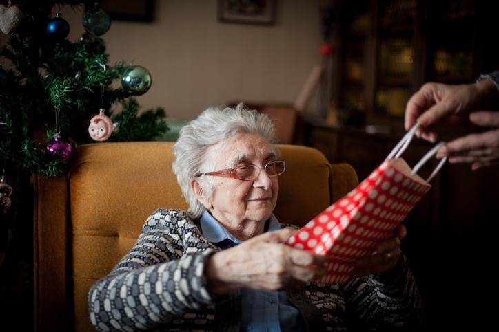 Good Gift for a Senior Citizen
