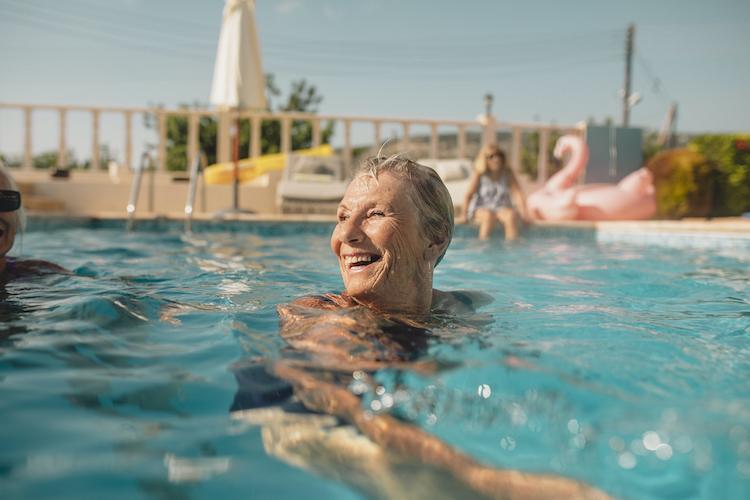 Summer Heat and the Elderly
