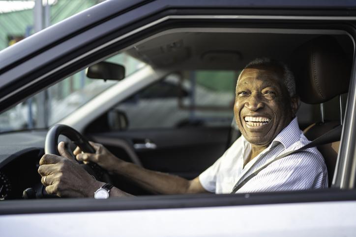 Senior Citizen Driving