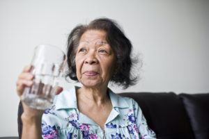 Dehydration in Older People