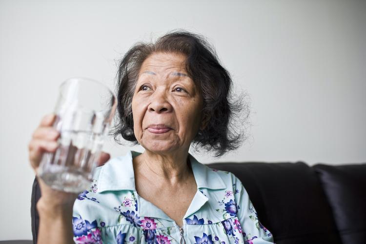 Dehydration in Older People