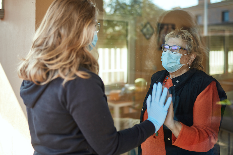 Helping Older Adults Weather the Pandemic