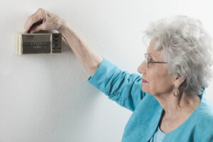 Heat exhaustion in the elderly can lead to serious health issues.